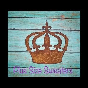 Sweaters - Plus Size sweaters